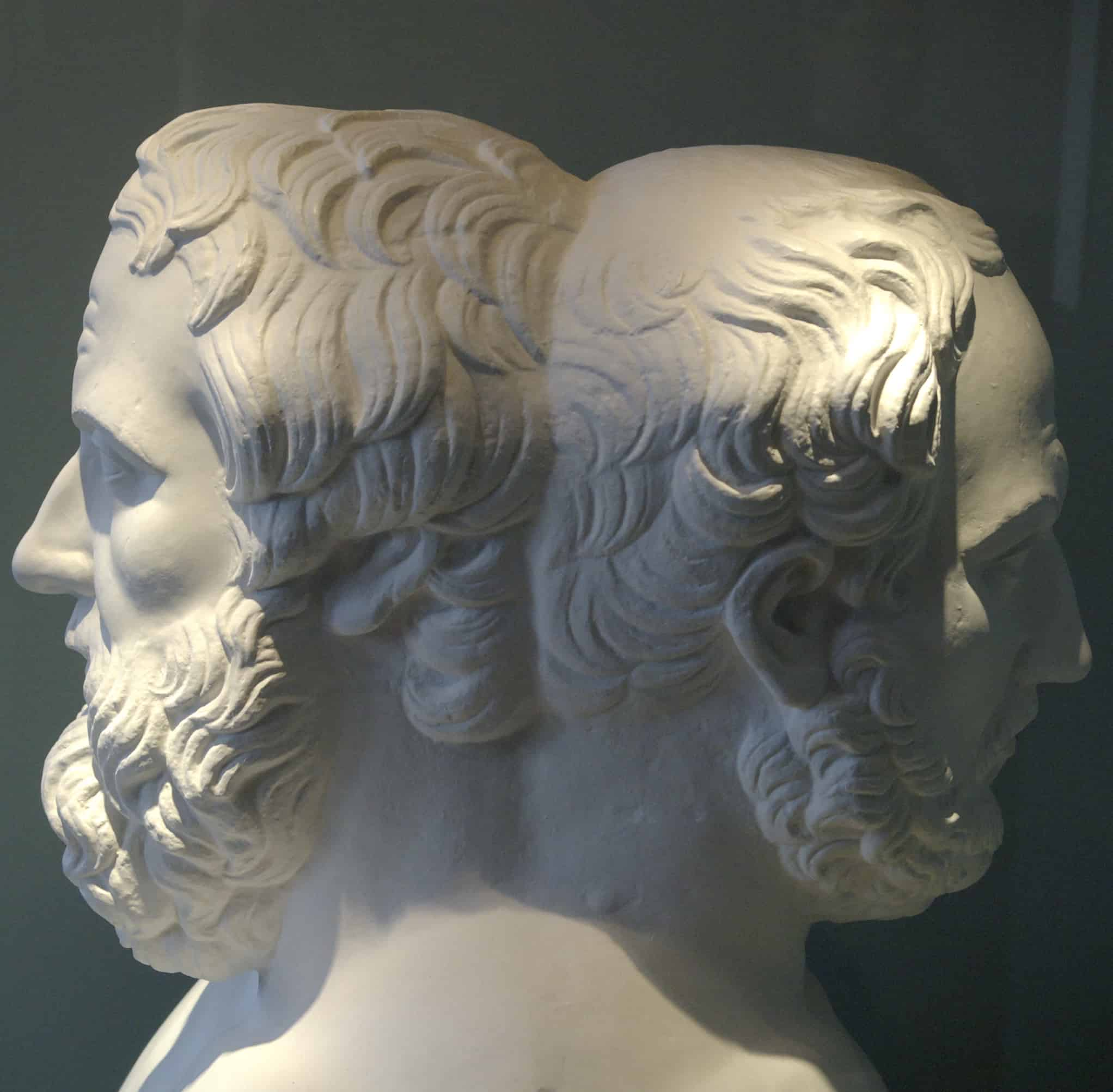 Main image: Janus by David Bleasdale (Creative Commons BY 2.0 licence via Flickr.com)